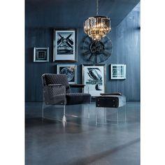 KARE Design Smoky Lounge Round Pendant Lamp