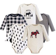 Taco Bell Logo Baby Romper 0-18 Months Newborn Baby Girls Boys Layette Rompers Black