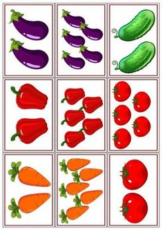 37 Super Ideas for fruit and vegetables preschool games Preschool Learning, Kindergarten Activities, Preschool Crafts, Learning Activities, Preschool Activities, Vegetable Crafts, Fruit Photography, Fruit Painting, Math For Kids