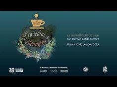 Café con Historia. El Milagro de la Virgen chiquita. Pbro. Jorge Rodríguez Moya - YouTube