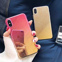 Phone Case For iPhone X XR XS Max 8 7 6 Plus Funny Water Drop Cover – elegantonlinemarket Iphone 7 Plus, Iphone 6, Apple Iphone, Rainbow Phone Case, Iphone Bumper Case, Designer Iphone Case, Jelly Case, Silicone Iphone Cases, Marble Iphone Case