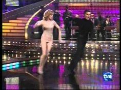 Mira quién baila ChaChaCha   Belinda Washington 2