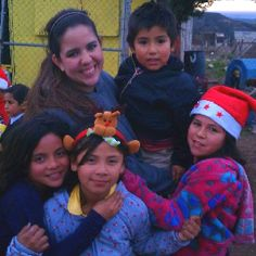 Some of the kids from Mount Sinai Church in Mexico. They have stolen my heart. <3