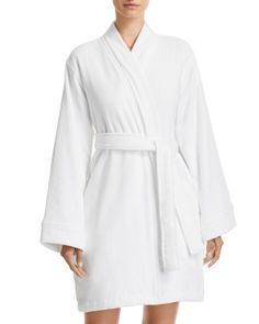 Hudson Park Collection Short Velour Bath Robe - Exclusive Home - Bloomingdale's College Necessities, Hudson Park, Exclusive Homes, White Lilies, Pajama Shirt, White Jersey, Bath, Cute Outfits, Shopping