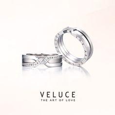 #결혼예물 전문 브랜드 #베루체 의 뉴 컬랙션 #프로미스 #커플링 을 소개합니다. 교차 밴드 라인과 멜리다이아몬드 세팅이 어우러진 심플하지만 볼륨감을 가진 #웨딩밴드 '프로미스'를 지금 만나보세요! . 지금 http://veluce.co.kr/promise 에서 더욱 자세히 보실 수 있습니다.