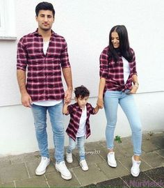 Pin by Cesiah Padilla on Matching Outfits Mother Son Matching Outfits, Mom And Son Outfits, Mother Daughter Outfits, Matching Couple Outfits, Baby Boy Outfits, Paar Style, Dad Outfit, Mommy And Son, Mom Son