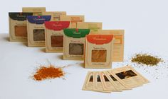 President's Choice Herbs & Spices Packaging Redesign