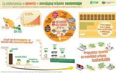 infografia sobre la sustentabilidad del transporte y como reducir emisiones