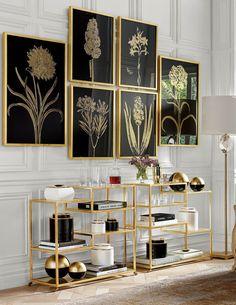 45 Elegant Home Decor That Look Fantastic - Ideen rund ums Haus - Elegant Home Decor, Elegant Homes, Cheap Home Decor, Diy Home Decor, Modern Interior Design, Home Design, Design Lab, Home Modern, Traditional Decor