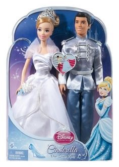 Disney Princess Cinderella Fairytale Wedding Gift-set