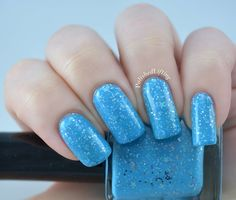 Starry Sky, swatched by Polished Lifting