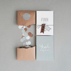 FINN birthannouncement - geboortekaartje - studio sijm