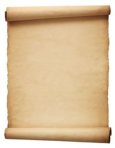 The scroll is a roll of papyrus, parchment or paper, which was written, drawn or painted for decorative purposes or retention or transmitting information. Old Paper Background, Blank Background, Background Images, Portrait Background, Ancient Paper, Borders And Frames, Graph Paper, Writing Paper, Illuminated Manuscript