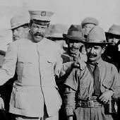 Few men are as legendary in Latin American History as Pancho Villa. Bandit, general, warlord, hero and murderer, Villa is a complicated and fascinating historical figure and one of the giants of the Mexican Revolution. Pancho Villa, Historical Women, Historical Pictures, Mexican Revolution, The Warlord, Strange History, History Facts, Nostalgia, Mexican American