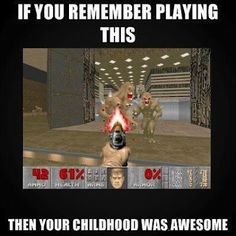 Doom... Awesome! ~OMG this game has such bad press but it was so good and spooky! Love horror games!~