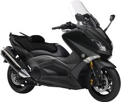 Le Yamaha Tmax 530 en version 2015