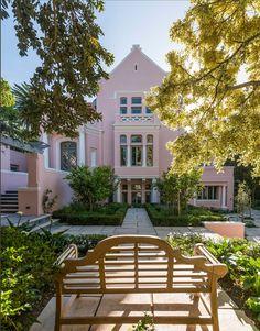 Ridge Road, Exterior, Mansions, House Styles, Home Decor, Decoration Home, Manor Houses, Room Decor, Villas
