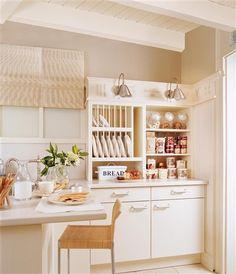 Secretos para ordenar la cocina · ElMueble.com · Cocinas y baños