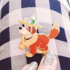 Nana Pin from peter Pan   Disney Pins   Disney Outfit   Disney Style