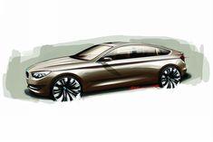 2009 BMW Concept Serie 5 Gran Turismo Imagen