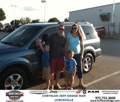 #HappyAnniversary to Jeremy Traylor on your 2007 #Honda #Pilot from  Joe Koubek at Huffines Chrysler Jeep Dodge Ram Lewisville!