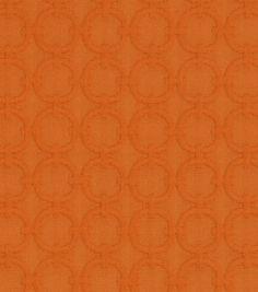 Upholstery Fabric-Waverly Full Circle/Tiger LilyUpholstery Fabric-Waverly Full Circle/Tiger Lily,