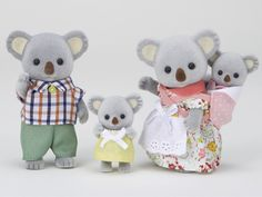 Koala Familie Bäumner