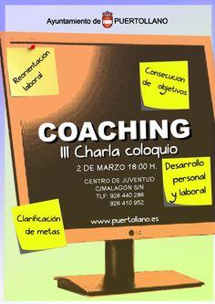 Cartel III CHARLA COACHING