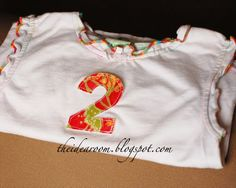 How to Applique Shirts…or Anything!