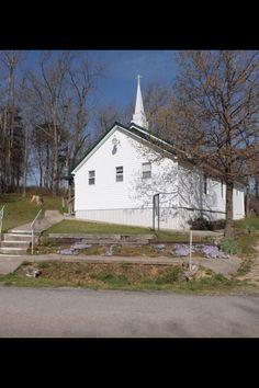 My Daddy's church!!!!