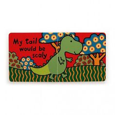 Jellycat 'If I Were A Dinosaur' Book