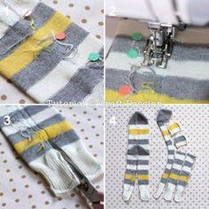 How to Make Cute Sock Monkey   Neatologie
