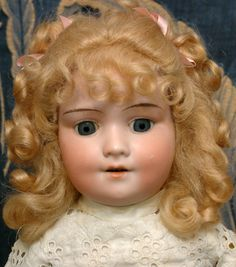 "RARE 17"" Baby Betty By Armand Marseille Antique German Bisque Head Doll SUPERB! 