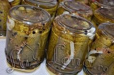 Mason Jars, Food, Canning, Salads, Meal, Essen, Mason Jar, Hoods, Meals