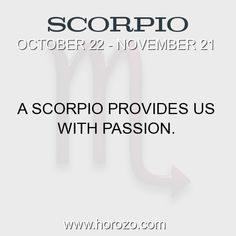 dating site for scorpios