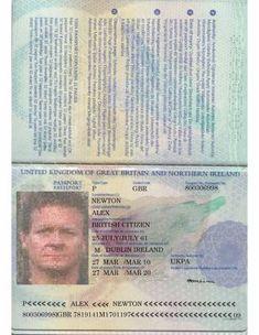 Ausweise und Reisepässe Renewing Your Passport, Passport Card, Passport Online, Visa Card, Dublin Ireland, Ielts, Northern Ireland, Britain, Cards