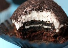 Butterless Chocolate Cupcakes (natural cocoa powder, milk)