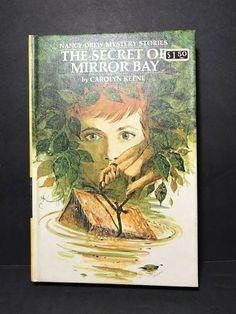Nancy Drew Mystery Stories The Secret Of Mirror Bay 1972  | eBay