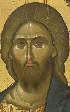 Byzantine Icons, Byzantine Art, Holy Quotes, Art Icon, Son Of God, Photos Du, Wall Photos, Christian Art, Jesus Christ