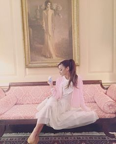 """♡lovely gabi♡♡ @MomoZafar ♡ soz all my Gabi pins are in my """" my style board"""" Girly Outfits, Pretty Outfits, Vintage Outfits, Cute Outfits, Pretty Clothes, Alisha Marie, Vintage Princess, Pink Princess, Princess Outfits"""