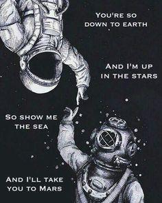 #spacebaby #love #seaurchin by chavserdoodle