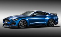 2015 Ford Mustang Shelby GT350 and GT350R Option Pricing Leaked