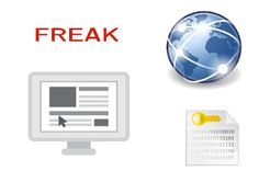Computer Security and PGP: What is FREAK Attack ? How can attackers use FREAK Attack to steal sensitive information transferred over HTTPS?