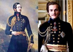 A+ casting. #rupertfriend #theyoungvictoria