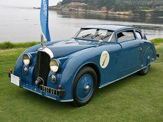 Voisin C28 Aerosport, 1936 - #vintage #1930s #cars
