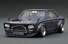 Custom Hot Wheels, Custom Cars, National Car, Japan Cars, Slot Cars, Art Model, Scale Models, Diecast, Nissan