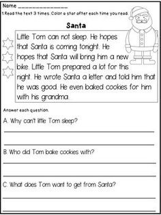 First Grade Christmas Worksheets {Math and Literacy} 2nd Grade Classroom, 1st Grade Math, Grade 1, School Classroom, Second Grade, Christmas Worksheets, Christmas Activities, Christmas Ideas, Winter Activities