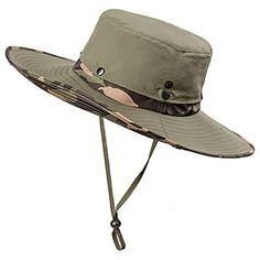 ZPbliss Outdoor Bucket Fishing Boonie Hat Summer UV Prote... https://www.amazon.com/dp/B06XPXYSDJ/ref=cm_sw_r_pi_dp_x_z-kizbESEDXHT