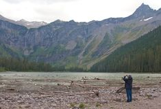 Hiking to Avalanche Lake in Glacier National Park with Road Scholar