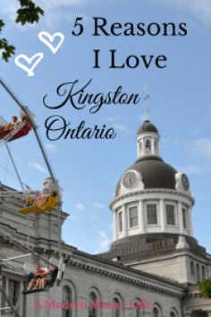 I have lived in Kingston Ontario for a long time and I love this city. There are great things to do in every season, and tons of cultural and historical places to visit. Come see what I love about Kingston, Ontario! Kingston Canada, Kingston Ontario, Visit Canada, O Canada, Great Vacation Spots, Canada Destinations, Canadian Travel, Famous Places, Travel Pictures
